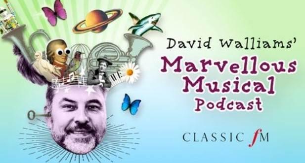 DAVID WALLIAMS MUSICAL PODCAST