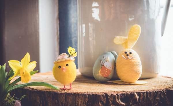 Beannachtaí na Cásca – Easter Blessings
