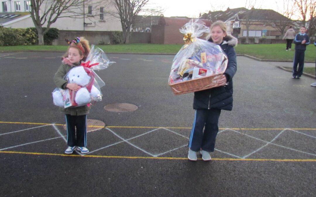 Parent Council Christmas Draw